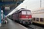"""LTS 100010 - DR """"242 001-6"""" 06.08.1993 - StralsundPhilip Wormald"""