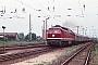 """LTS 100010 - DR """"142 001-7"""" 11.05.1990 - Neustrelitz, HauptbahnhofMichael Uhren"""