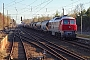 "LTS 100010 - AMEH ""242 001-6"" 24.02.2019 - Ziltendorf, BahnhofJustin-Morten Kühnel"
