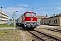 "LTS 100010 - TRI ""242 001-6"" 28.04.2021 - Neustrelitz, BahnwerkCordel Schwella"