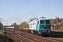 """LTS 100020 - HFH """"232 002-8"""" 18.04.2010 - Halle-TrothaDirk Einsiedel"""