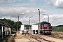 "LTS 100030 - DR ""142 003-3"" 19.09.1987 - Neustrelitz, Betriebswerk (Rheostat)Michael Uhren"