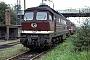 """LTS 100040 - DB AG """"242 004-0"""" 11.10.1994 - Stralsund, BahnbetriebswerkWerner Brutzer"""