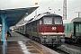 """LTS 100040 - DR """"242 004-0"""" 06.08.1993 - StralsundPhilip Wormald"""