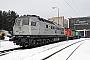 """LTS 100050 - POZBRUK """"BR232-03"""" 28.01.2013 - Neustrelitz, NETINERA WerkeSebastian Schrader"""