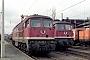 "LTS 100060 - DR ""242 006-5"" 05.04.1992 - Sassnitz (Rügen)Detlef Schikorr"