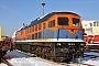 """LTS 0113 - NBE RAIL """"232 107-5"""" 26.01.2013 - Cottbus, AusbesserungswerkOliver Wadewitz"""