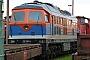 "LTS 0113 - NBE RAIL ""232 107-5"" 11.10.2012 - Cottbus, AusbesserungswerkFriedrich Eckert"