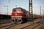 "LTS 0114 - DR ""131 012-7"" 10.02.1990 - Halle (Saale), GüterbahnhofD. Holz (Archiv Werner Brutzer)"