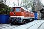 """LTS 0114 - ESS """"231 012-6"""" 02.05.2002 - Rostock, FischerreihafenBernd Gennies"""