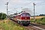 """LTS 0114 - Hafen Halle """"231 012-6"""" 11.08.2013 - Sildemow (Gemeinde Papendorf)Richard Graetz"""