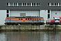 """LTS 0117 - Voith """"232 105-9"""" 13.10.2013 - Kiel-Wik, NordhafenTomke Scheel"""