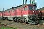 "LTS 0118 - DR ""131 016-8"" 21.09.1991 - Halle (Saale), Betriebswerk GNorbert Schmitz"