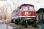 """LTS 0119 - DR """"231 017-5"""" 17.11.1992 - Weißenfels, BahnbetriebswerkFrank Weimer"""