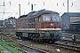 "LTS 0125 - DR ""131 021-8"" 22.03.1991 - NaumburgIngmar Weidig"