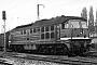 "LTS 0127 - DR ""131 026-7"" 13.06.1990 - Halle (Saale)Tobias Kußmann"