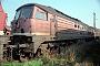 "LTS 0127 - DR ""131 026-7"" 21.09.1991 - Halle (Saale), Betriebswerk GNorbert Schmitz"