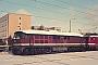 "LTS 0013 - DR ""130 013-6"" 18.02.1991 - Neustrelitz, Betriebswerk HauptbahnhofMichael Uhren"