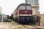 """LTS 0141 - DR """"131 027-5"""" 18.06.1992 - Weißenfels, BahnbetriebswerkFrank Weimer"""