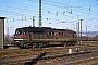 """LTS 0150 - DR """"131 036-6"""" 22.03.1990 - Naumburg (Saale)Werner Brutzer"""