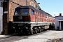 """LTS 0154 - DB AG """"231 040-7"""" 10.07.1994 - Arnstadt, BahnbetriebswerkW. Ragg (Archiv Werner Brutzer)"""