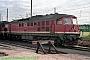 """LTS 0186 - DR """"231 072-0"""" 06.07.1993 - Arnstadt, BetriebswerkNorbert Schmitz"""