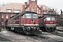 "LTS 0018 - DR ""130 018-5"" 14.03.1989 - Wustermark, BetriebswerkMichael Uhren"