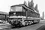 """LTS 0191 - DR """"132 001-9"""" 01.07.1977 - Dessau, ReichsbahnausbesserungswerkMehnert (Archiv Dr. Günther Barths)"""