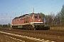 """LTS 0192 - DB AG """"232 002-6"""" 25.04.1995 - MichendorfWerner Brutzer"""