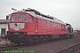 """LTS 0194 - ZBH """"232 004-2"""" 17.11.1996 - Frankfurt (Main), BetriebswerkNorbert Schmitz"""