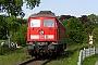 "LTS 0195 - Railion ""232 005-9"" 17.05.2003 - RatingenBernd Bastisch"