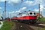 """LTS 0195 - DB Schenker """"232 005-9"""" 10.07.2012 - Magdeburg-Rothensee, BahnbetriebswerkMario Specht"""