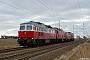 """LTS 0195 - DB Schenker """"232 005-9"""" 16.02.2016 - Groß KiesowAndreas Görs"""