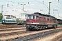 "LTS 0198 - DR ""132 008-4"" 08.09.1987 - Erfurt, HauptbahnhofMichael Uhren"