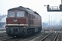 "LTS 0198 - DR ""132 008-4"" 08.03.1991 - EisenachIngmar Weidig"
