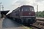 """LTS 0198 - DR """"232 008-3"""" 12.08.1993 - Erfurt, HauptbahnhofPhilip Wormald"""
