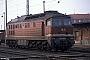 "LTS 0199 - DR ""232 009-1"" 10.04.1992 - Arnstadt, HauptbahnhofIngmar Weidig"