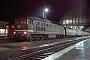 """LTS 0199 - DR """"132 009-2"""" 17.11.1990 - Gera, HauptbahnhofPhilip Wormald"""