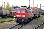 "LTS 0200 - Railion ""232 010-9"" 19.10.2008 - Seddin, BetriebswerkRudi Lautenbach"