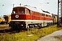 """LTS 0203 - DR """"132 013-4"""" 05.06.1986 - Naumburg (Saale), HauptbahnhofRoland Reimer"""