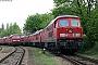 """LTS 0212 - DB Schenker """"232 022-4"""" 08.05.2010 - Saalfeld (Saale)Frank Weimer"""