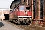 "LTS 0213 - DR ""232 023-2"" 29.08.1992 - Erfurt, BahnbetriebswerkFrank Weimer"