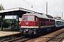 "LTS 0214 - DB AG ""232 024-0"" 24.07.1998 - Magdeburg, HauptbahnhofThomas Zimmermann"