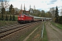 """LTS 0214 - Railion """"232 024-0"""" 30.04.2006 - Netzschkau Torsten Barth"""