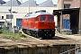 """LTS 0214 - DB Cargo """"232 024-0"""" 13.05.2001 - Cottbus, AusbesserungswerkA. Mundil (Archiv Werner Brutzer)"""