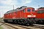 """LTS 0214 - DB Cargo """"232 024-0"""" 07.05.2003 - Magdeburg-Rothensee, BetriebswerkG. Kammann (Archiv Werner Brutzer)"""