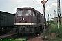 """LTS 0215 - DB AG """"232 025-7"""" 13.07.1996 - Erfurt, BetriebswerkNorbert Schmitz"""