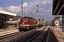 """LTS 0220 - DB AG """"232 030-7"""" 06.05.1995 - Eisenach, BahnhofWerner Brutzer"""