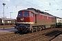 """LTS 0220 - DB AG """"232 030-7"""" 21.04.1996 - Arnstadt, HauptbahnhofW. Ragg (Archiv Werner Brutzer)"""