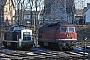 "LTS 0221 - DR ""132 031-6"" 24.02.1991 - Bebra, BahnbetriebswerkIngmar Weidig"